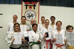 Shotokan Karate Dojo Dortmund Prueflinge